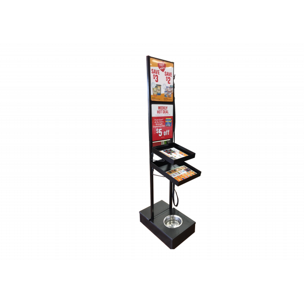 Stanchion Displays